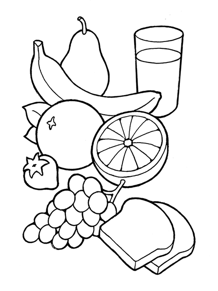 Lds clipart food.