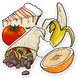 Variety cliparts clipartimage com. Lds clipart food