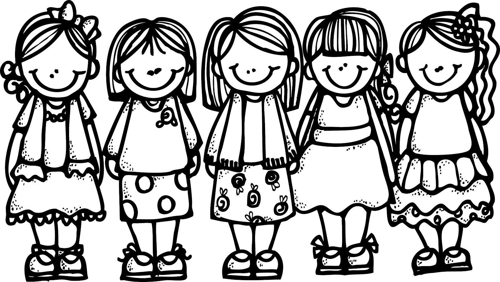 Lds clipart friendship day. Melonheadz illustrating activity days