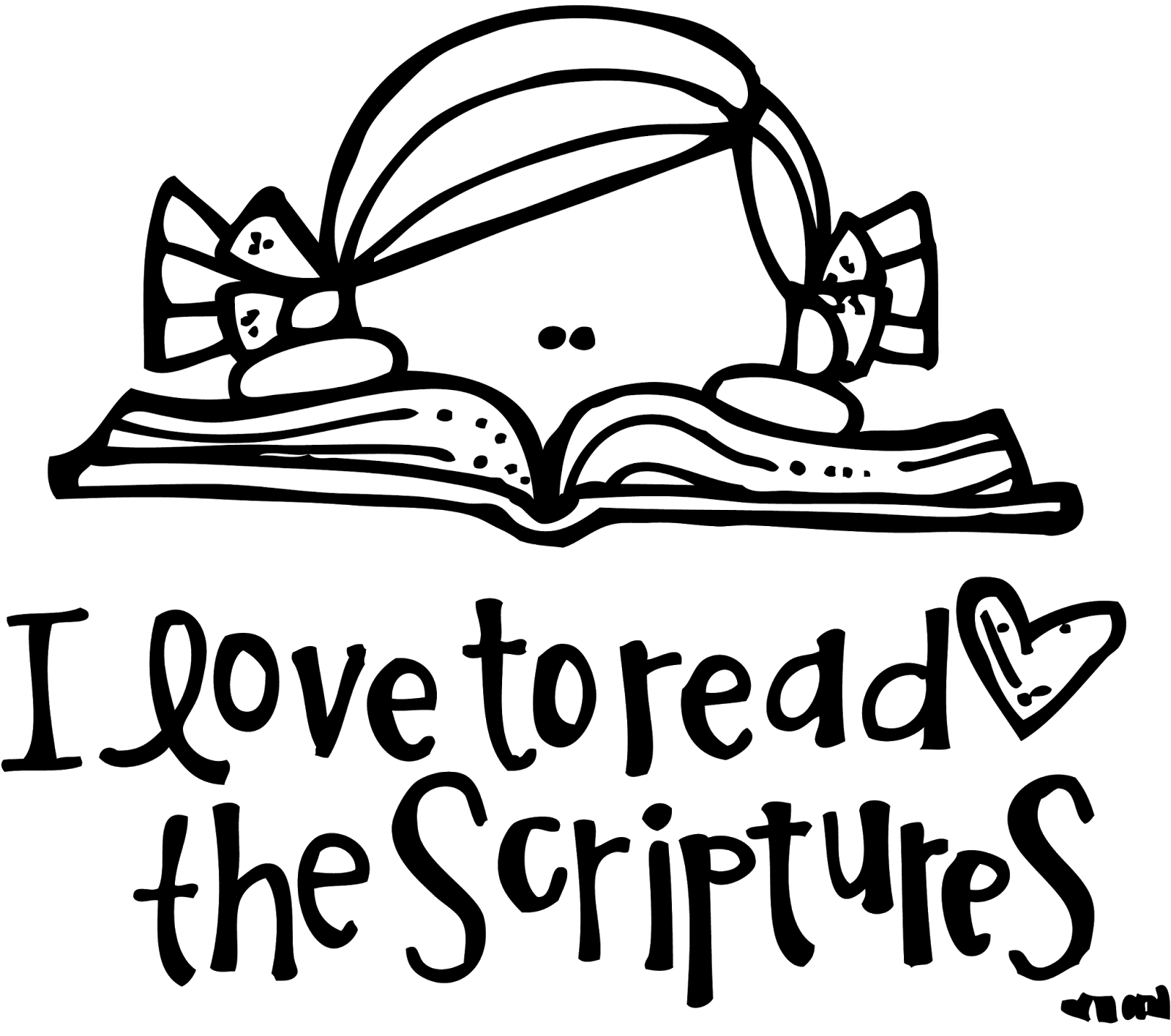 Book of mormon . Lds clipart melonheadz