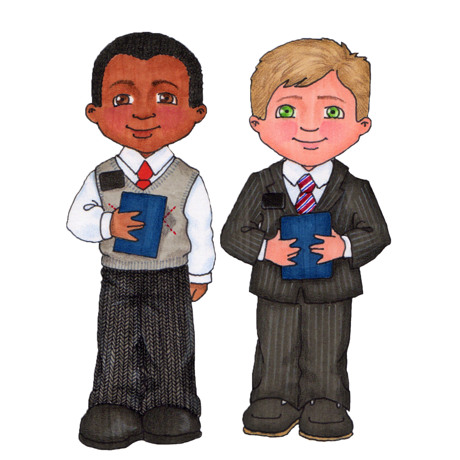 collection of missionary. Lds clipart mission