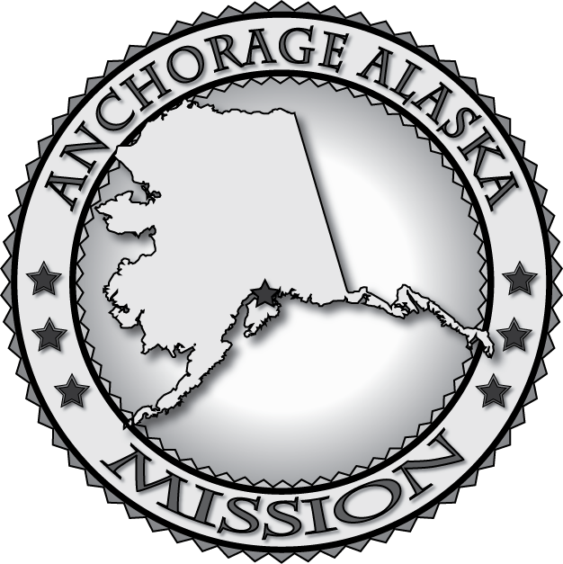 North to alaska anchorage. Lds clipart mission