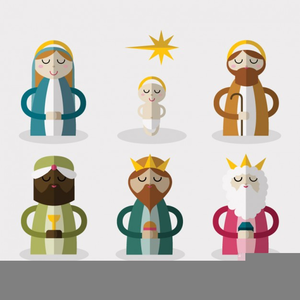 Lds clipart nativity. Free images at clker