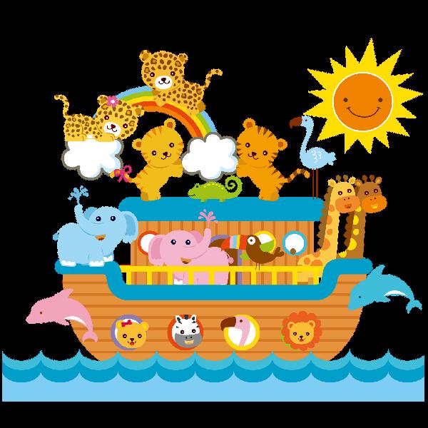 S ark cartoon animal. Lds clipart noah