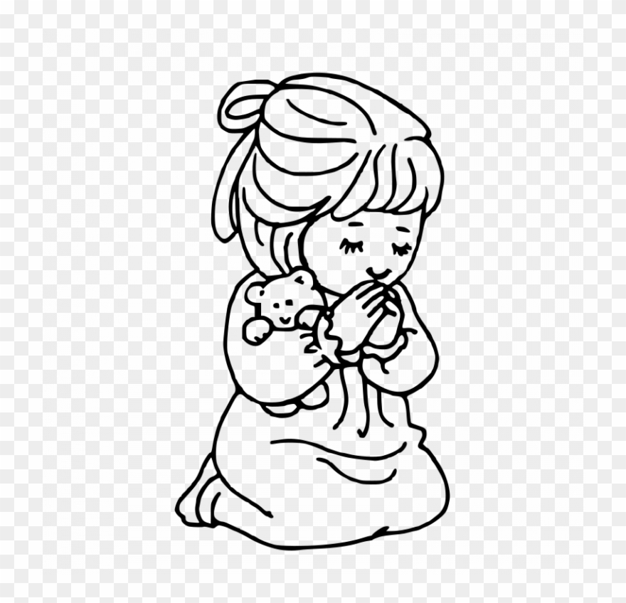 Lds clipart prayer. Enis praying princess clip