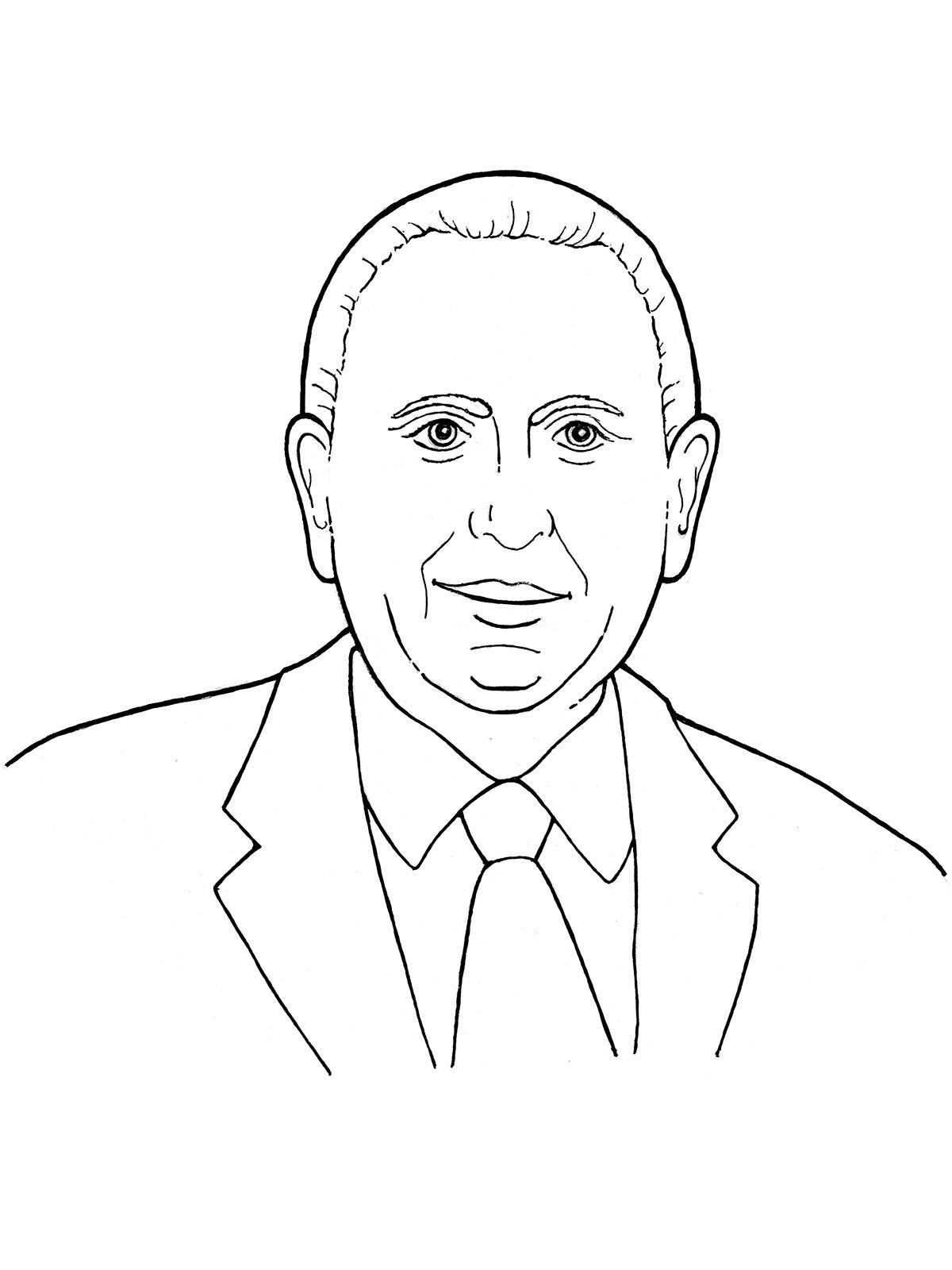 An illustration of our. Lds clipart president monson