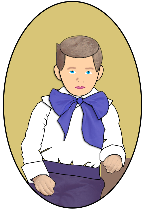 Lds clipart prophet. Primary latterdayvillage the history