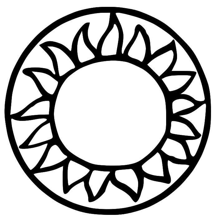 Lds clipart sun. Clip art library