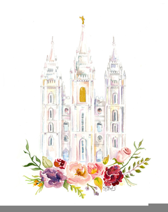 Lds clipart temple. Orlando free images at