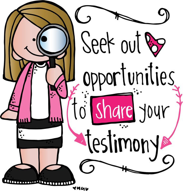 Lds clipart testimony. Free download best on