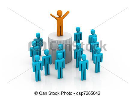 Leader clipart. Leadership panda free images