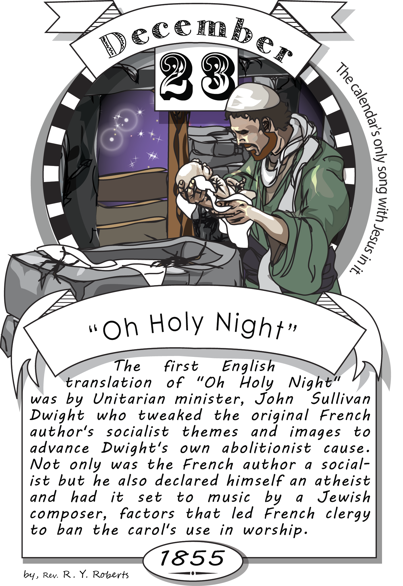 December uua org . Leader clipart abolitionist