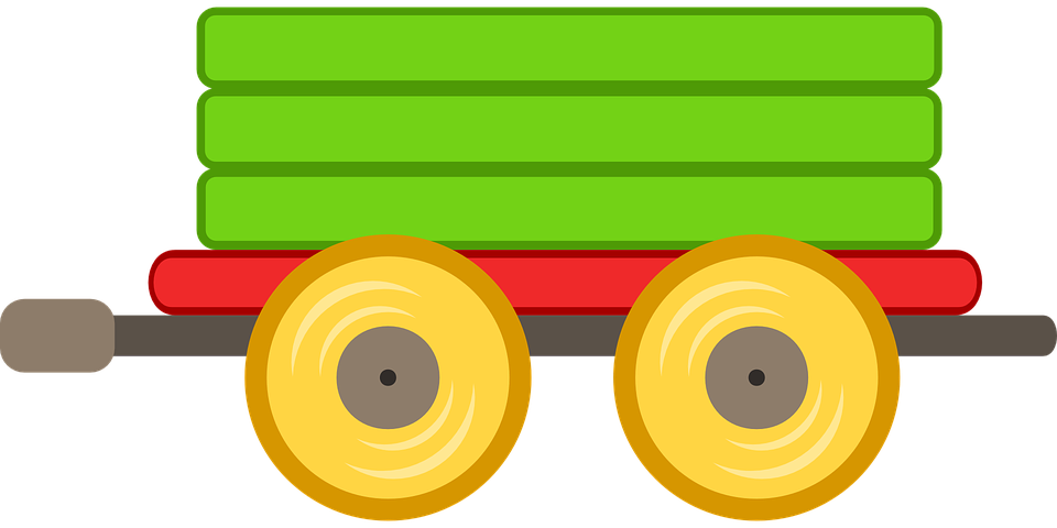 Wagon clipart old time. Caboose train car free