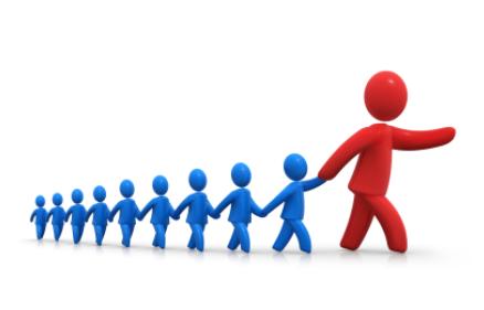 Leader clipart effective leadership.  characteristics of leaders