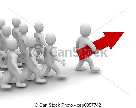 Leadership panda free images. Leader clipart lead the way