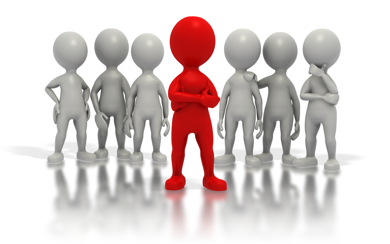 Leader clipart leadership. Concepts of team clip
