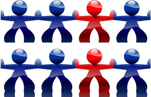 Team skills . Teamwork clipart leadership style