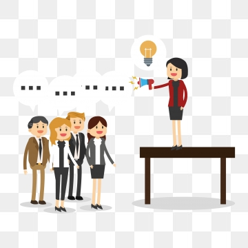 Png vector psd and. Leader clipart leadership training