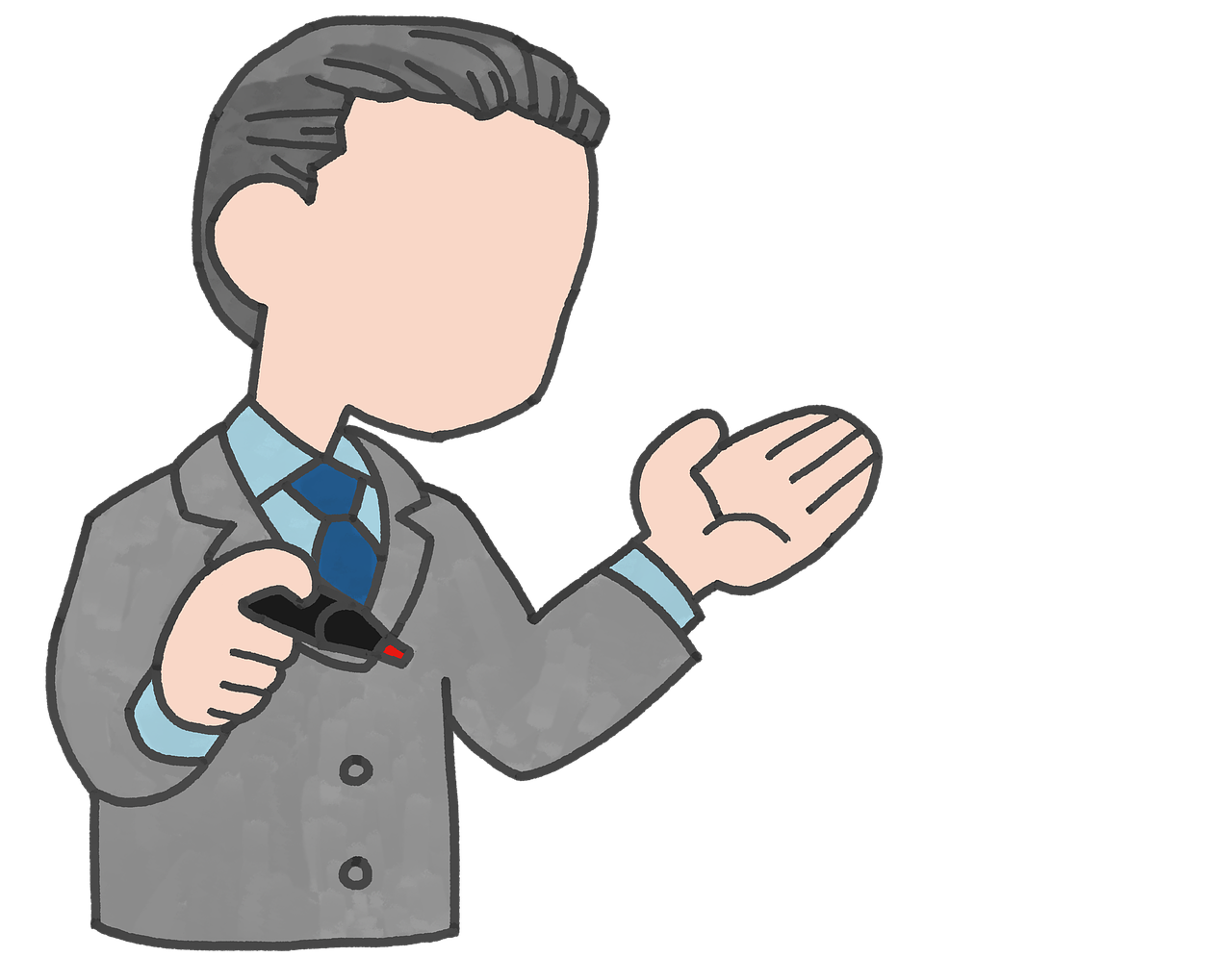 Leader clipart powerful person.  ways to make