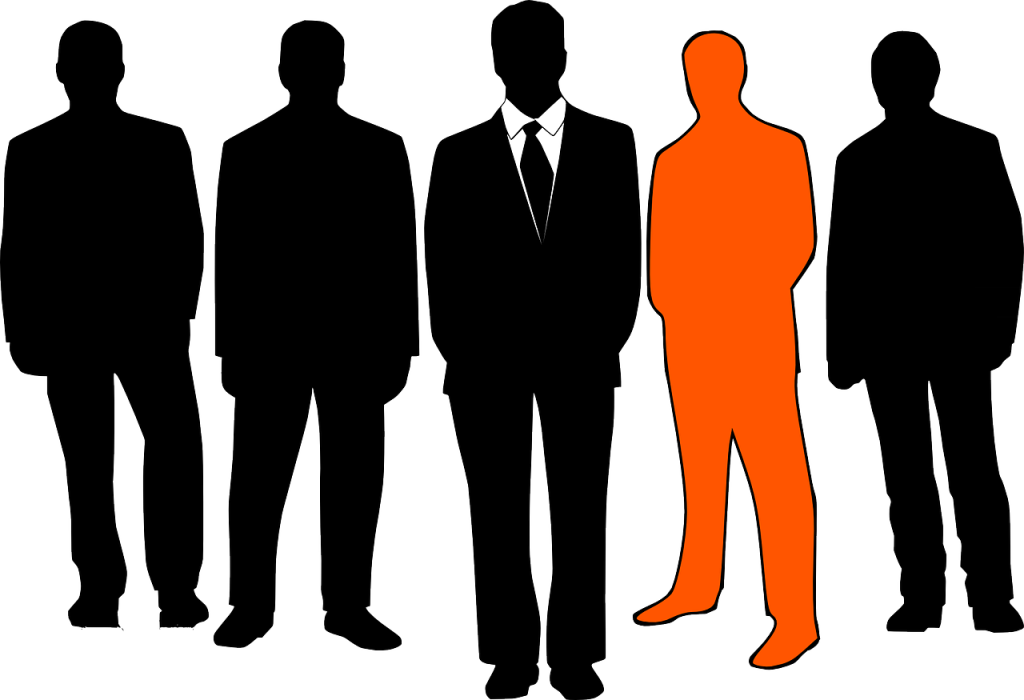 Traits of a good. Leader clipart powerful person