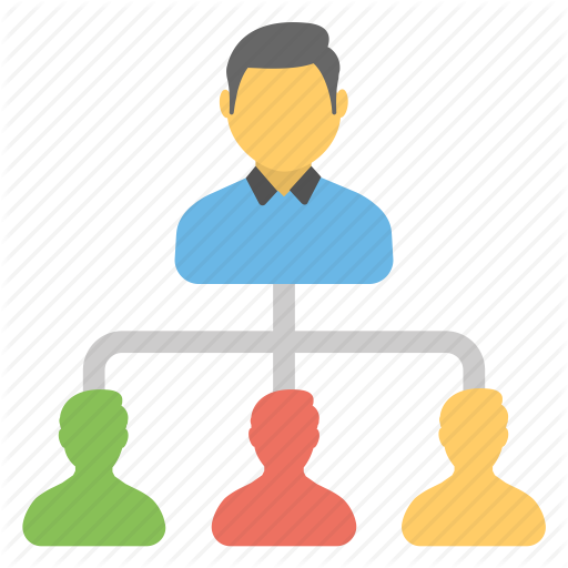 social connections by. Leader clipart team manager
