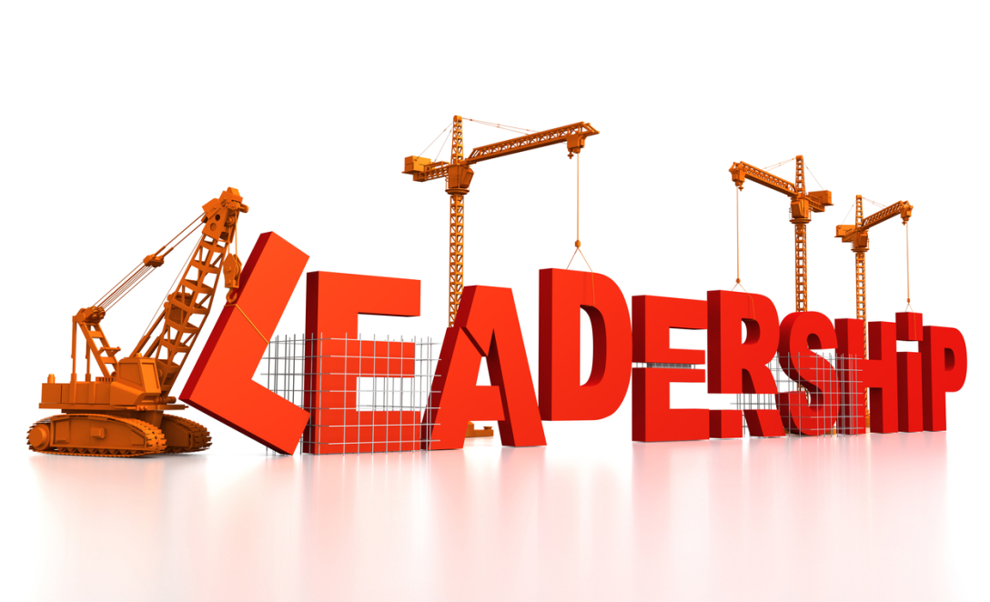 Leading in changing world. Leadership clipart future leader