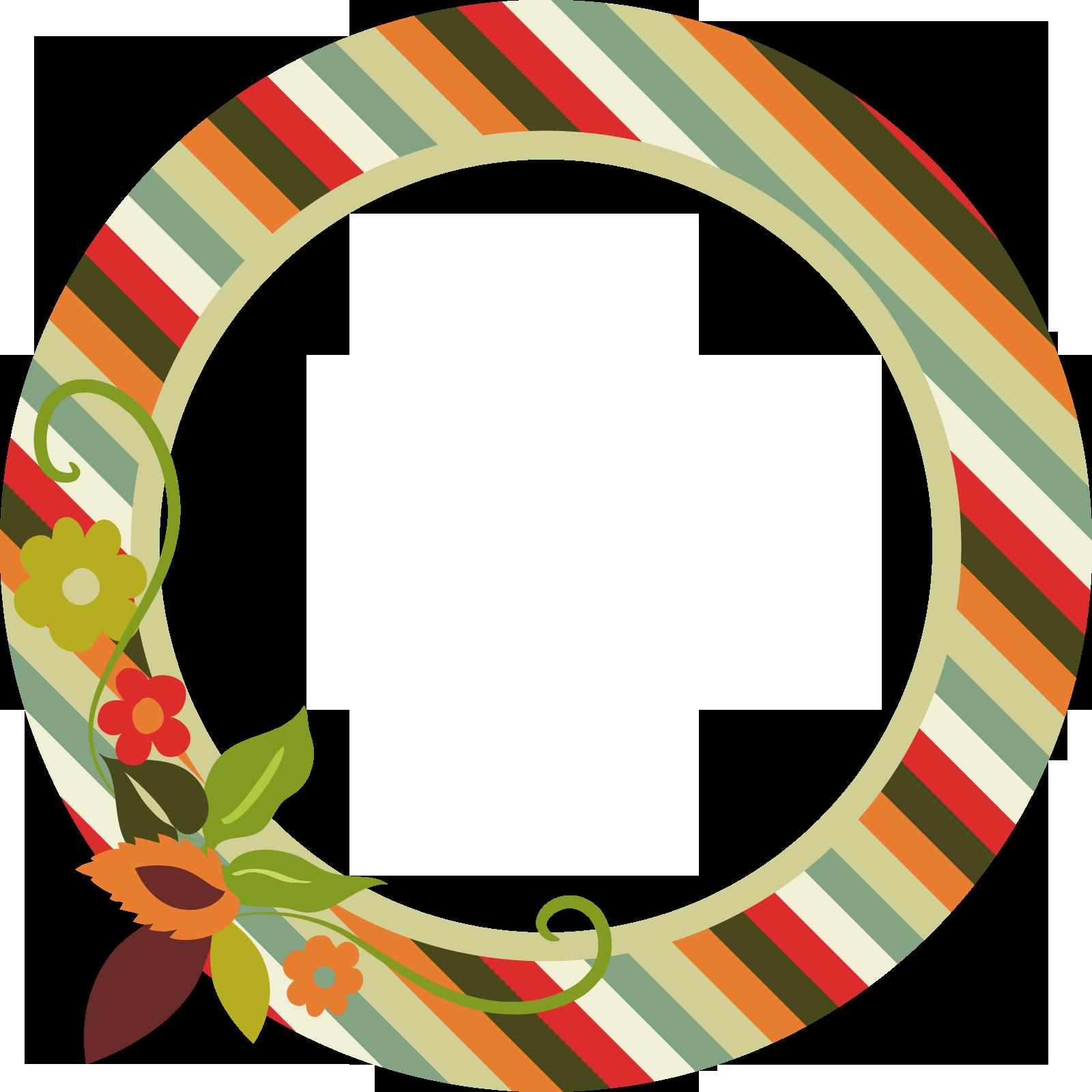 Scrapbook clipart circle. Design at getdrawings com