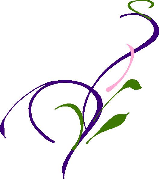 Colorful clip art at. Vines clipart doodle