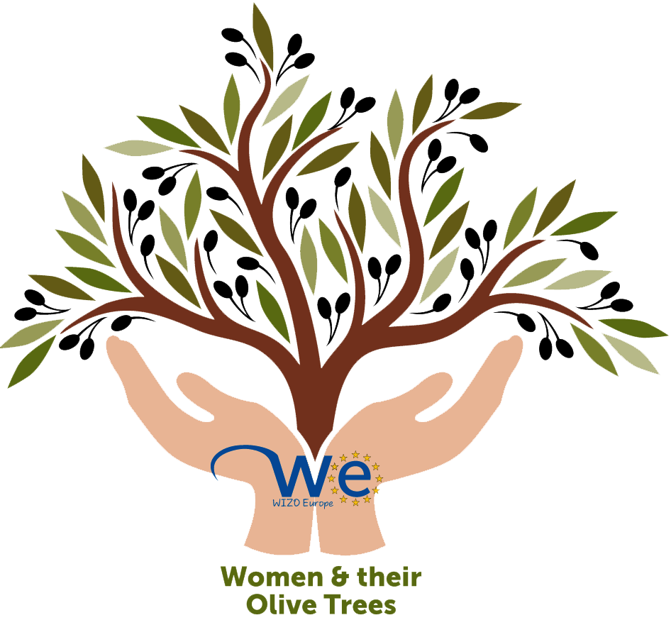 Ecwf project women and. Leaf clipart olive tree