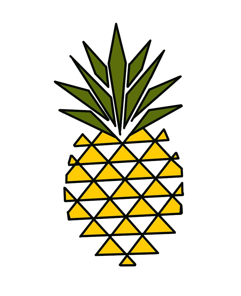 The project booking and. Leaf clipart pineapple