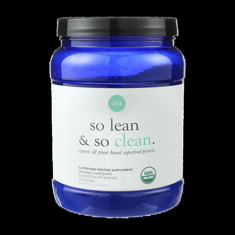 Ora organic so clean. Lean bottle png