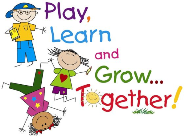 Play grow together free. Learn clipart