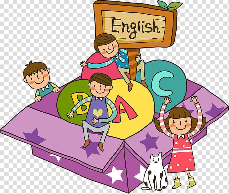 English child essay transparent. Learning clipart language literature