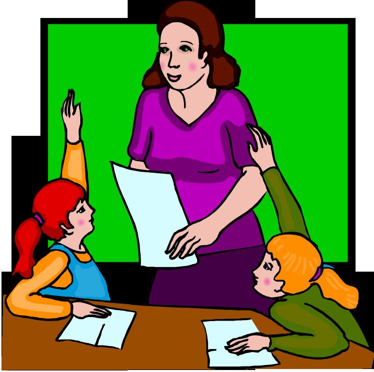 Kids children school vector. Learning clipart many student