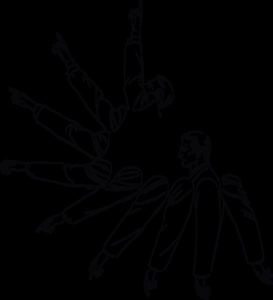 Legs clipart man's.  ra man pointing