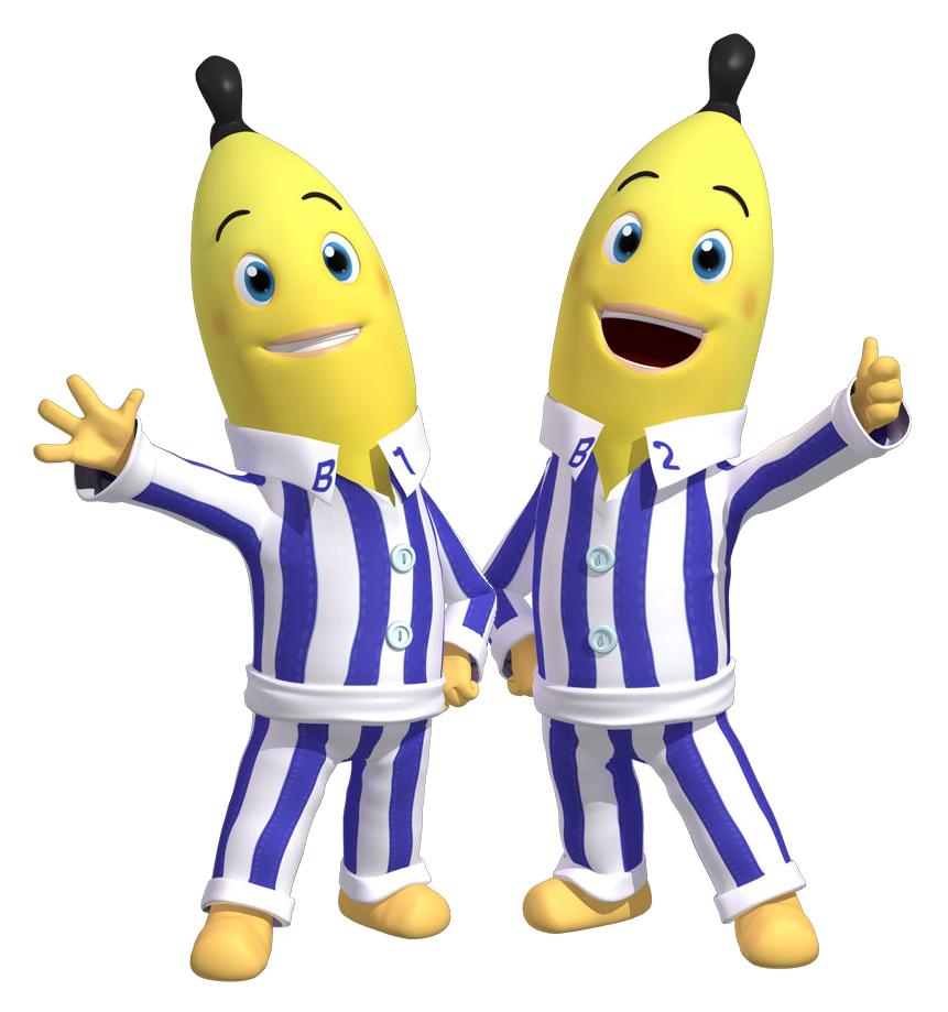 Milkshake favourites pyjamas noelle. Pajamas clipart bananas in pajamas