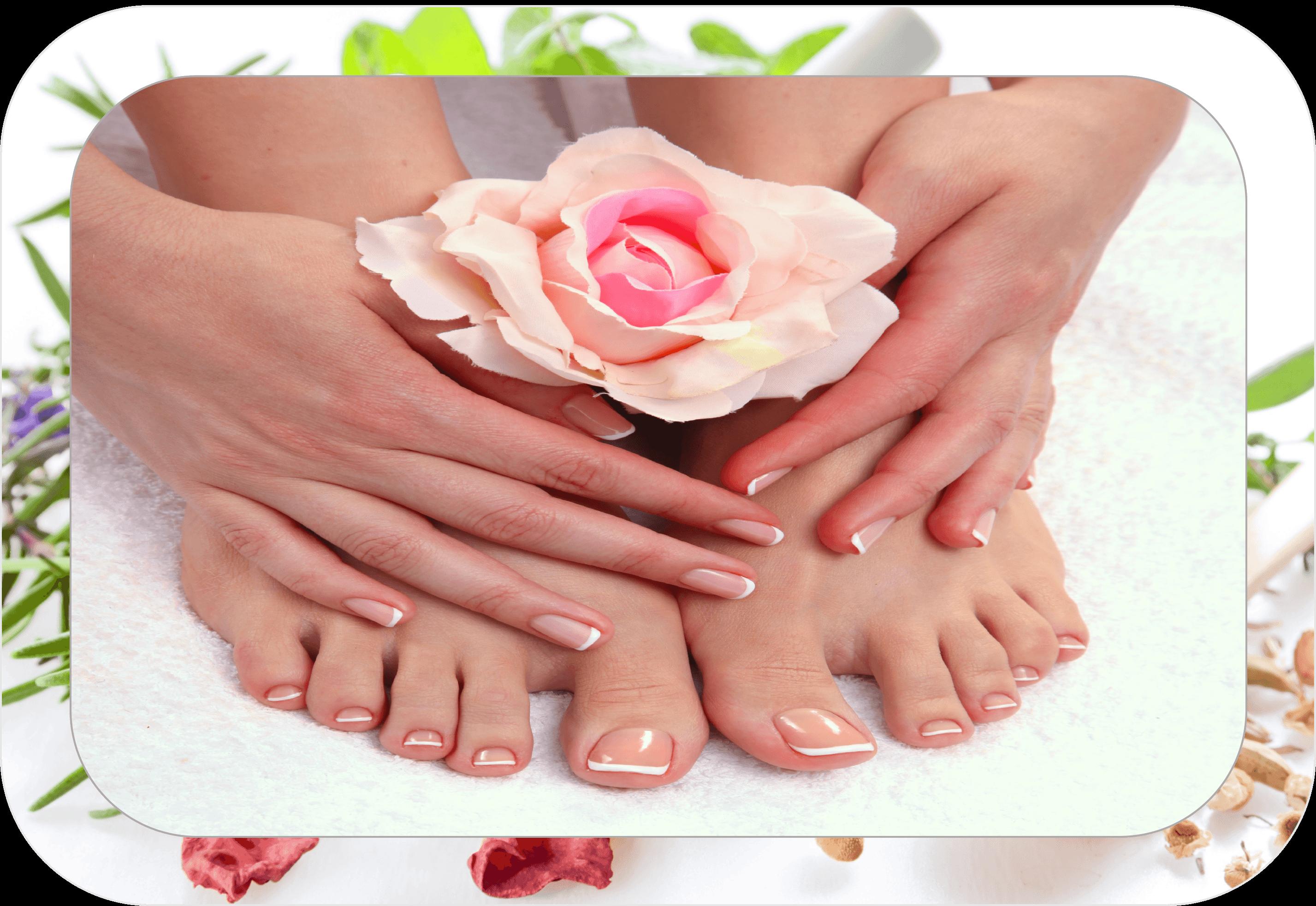Nails clipart nail care. Spa pedicure salon