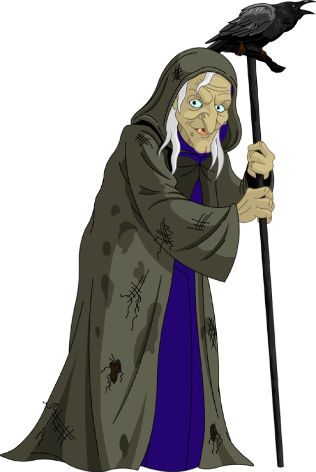 Witch clipart old witch.  collection of wicked