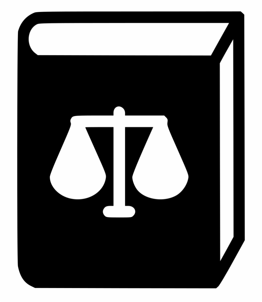 Law book comments black. Legal clipart african american lawyer