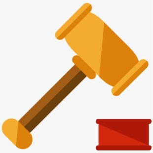 Court docket for july. Legal clipart hammer