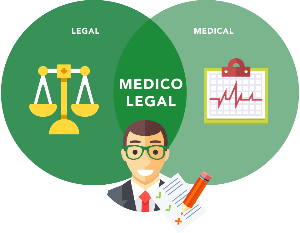 Medicolegal challenges in transcription. Legal clipart mba