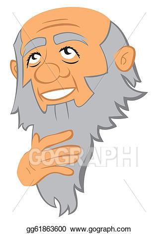 Eps vector philosopher stock. Legal clipart philosophy