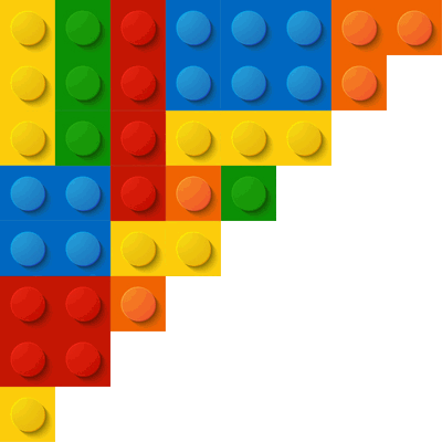 Border template images gallery. Lego clipart banner
