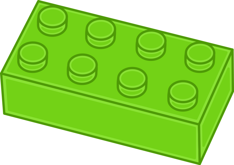 Number six png transparent. Lego clipart construction lego