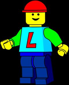 Lego clipart guy. Man clip art at