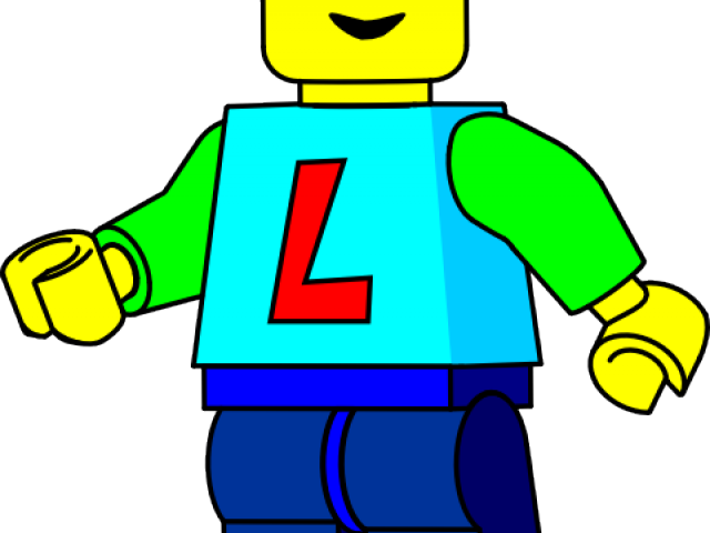 Lego minifigure cliparts free. Legos clipart guy