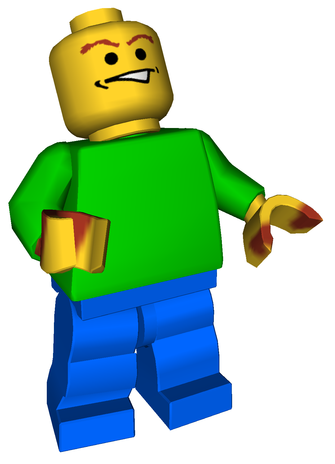 Lego man clipart free. Animate png files
