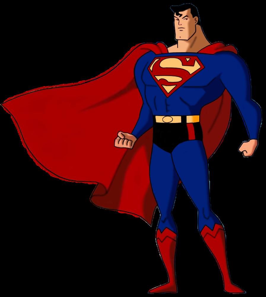 superheroes clipart superman