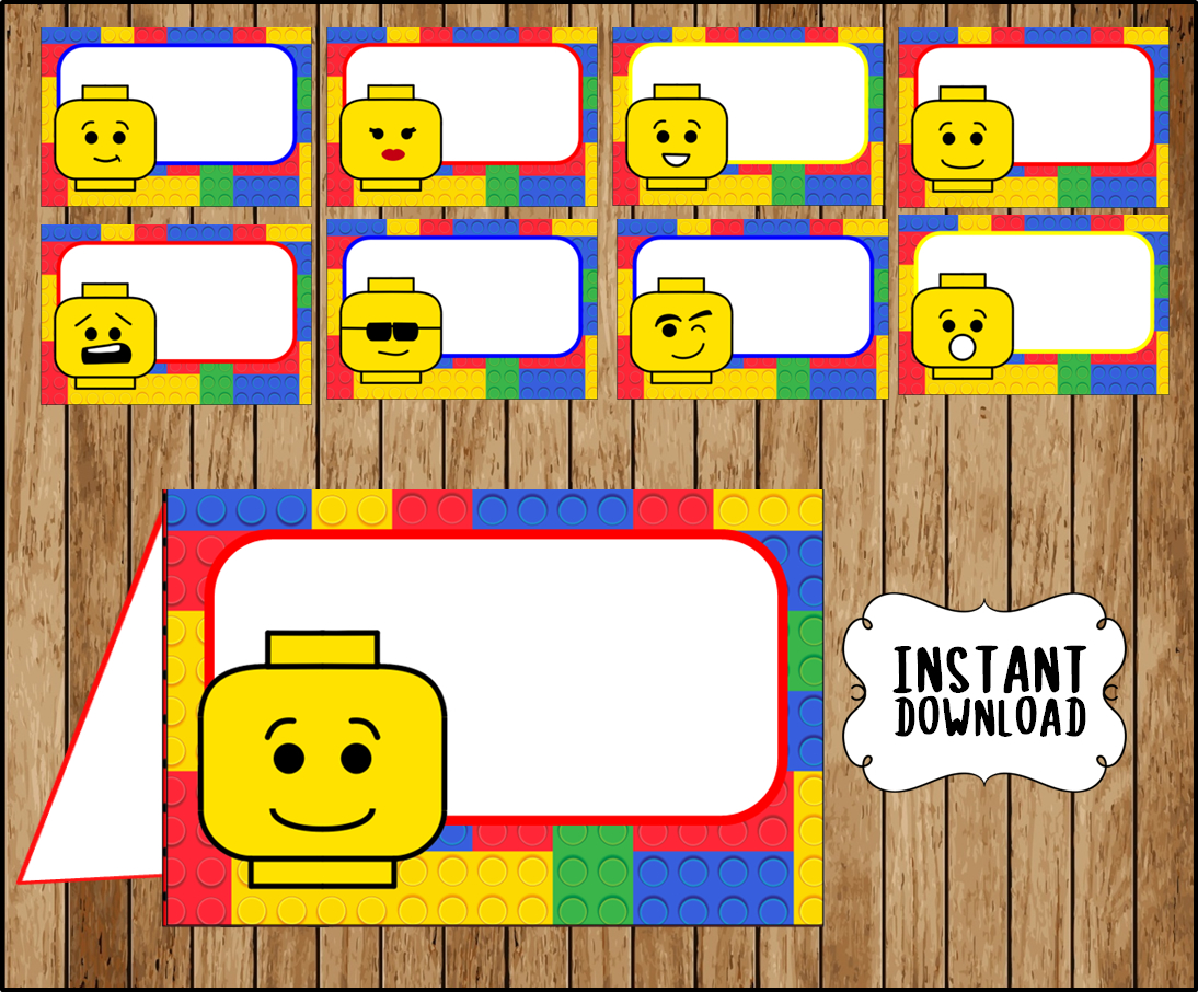 Lego clipart label, Lego label Transparent FREE for ...