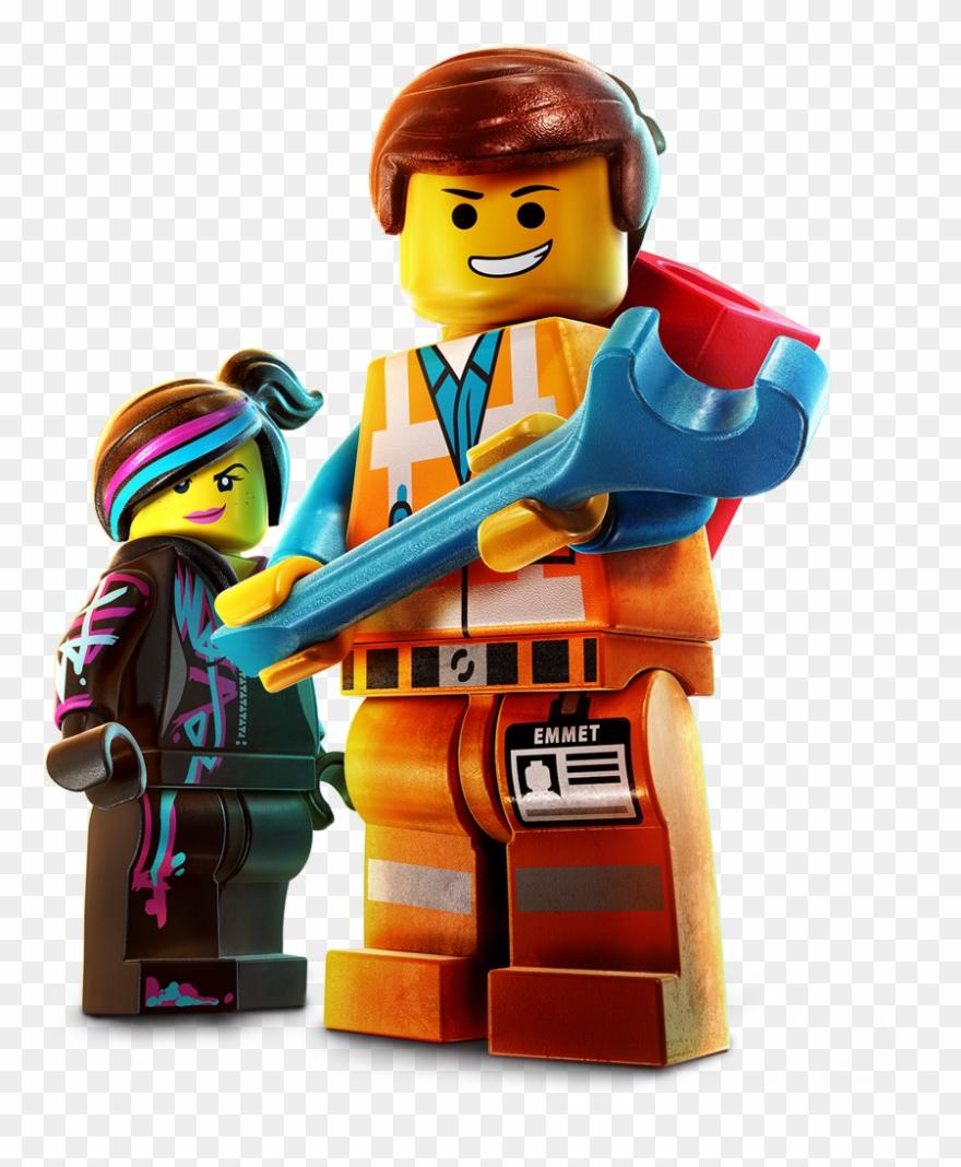 Clip art black and. Lego clipart lego movie